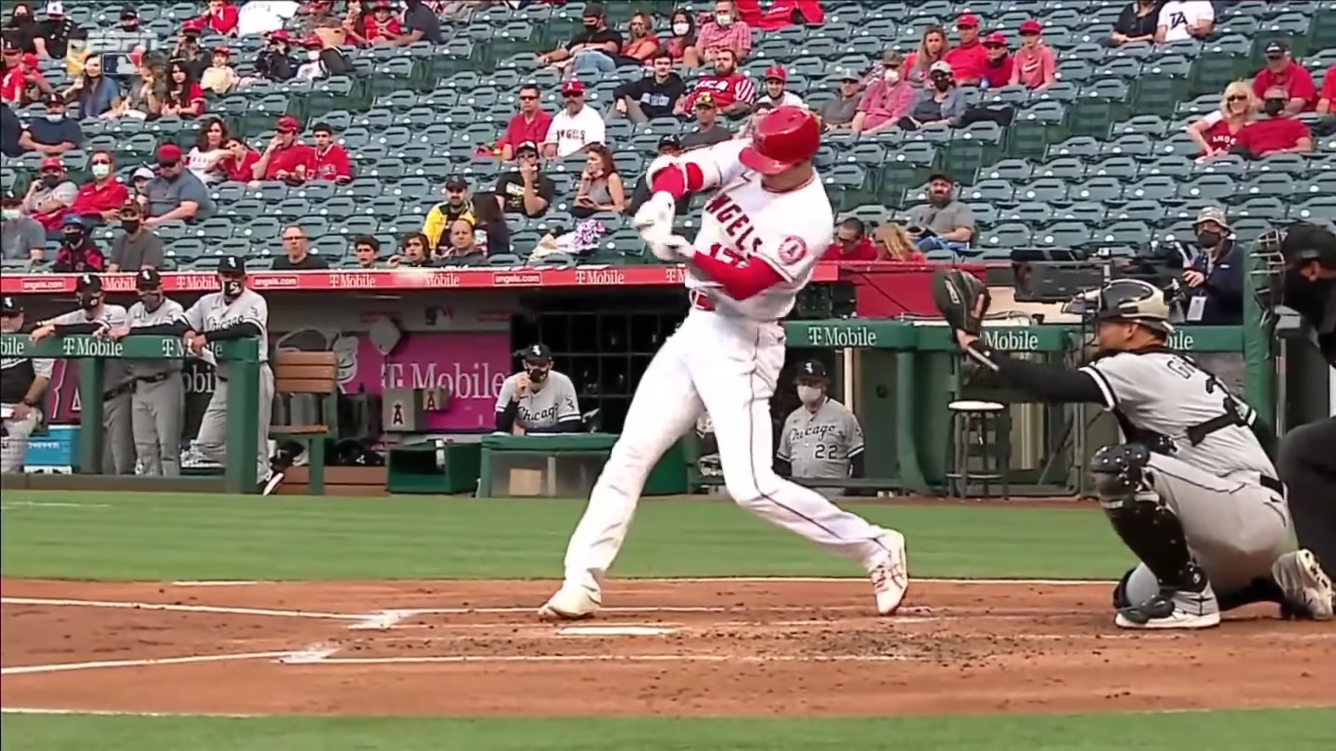 【MLB】大谷翔平、渡米後初の投打同時出場
